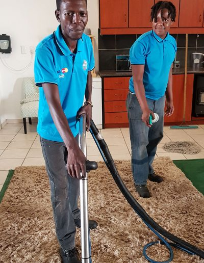 CLiCK Cleaning Shaggy Rug Cleaning