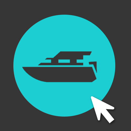 Click Cleaning boat-valet Logo