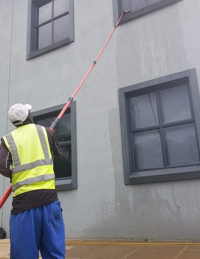 Click Cleaning Commercial Window Cleaning