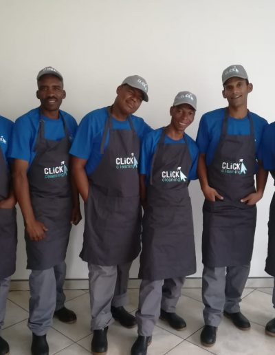 CLiCK Cleaning Technicians