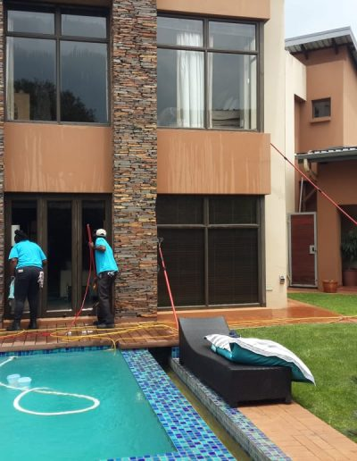 CLiCK Cleaning Residential Window Cleaning