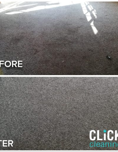 CLiCK Cleaning Deep Carpet Cleaning Before and After