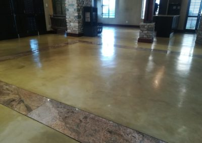 CLiCK Cleaning High Gloss Seal - Concrete Floor